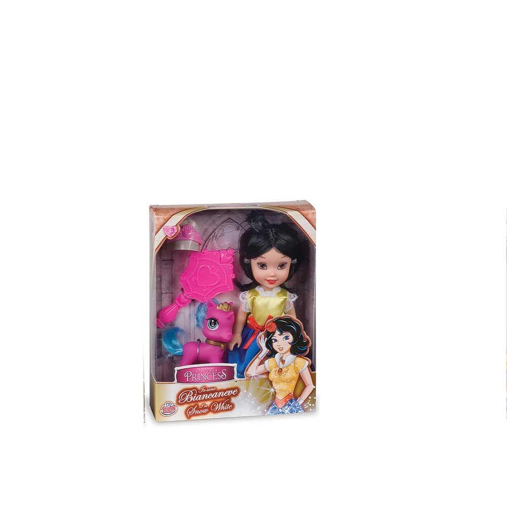 Papusa cu ponei Fairytale Princess