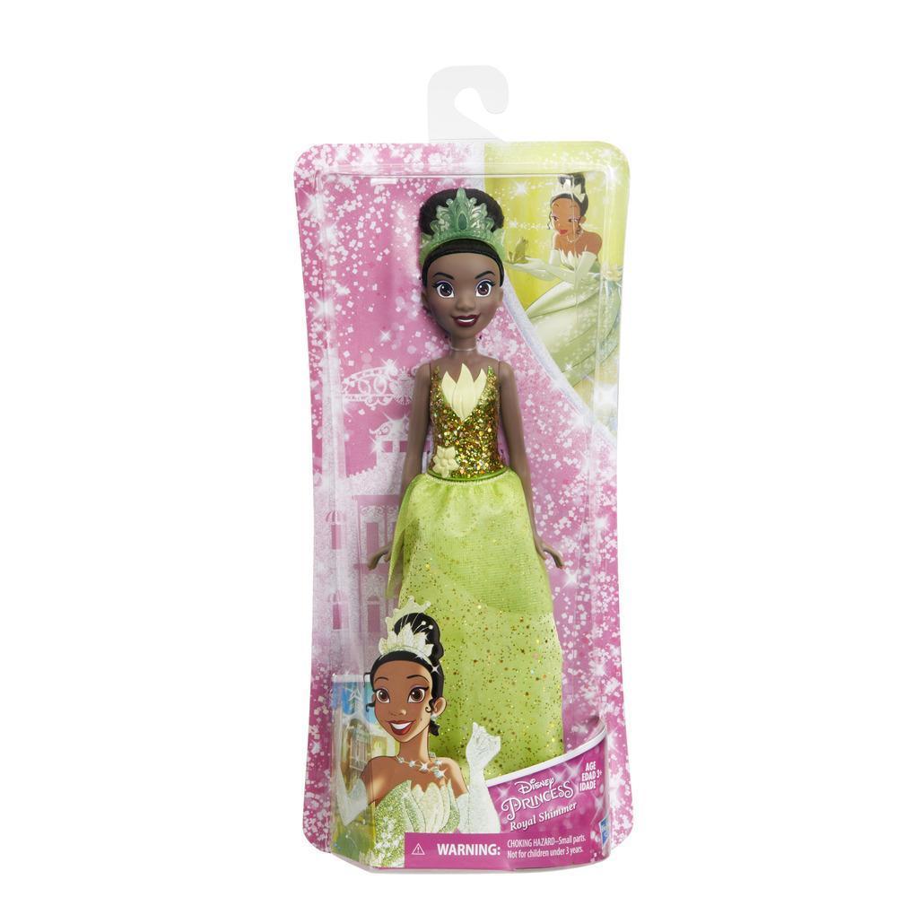 Papusa Hasbro Disney Princess Shimmer Tiana