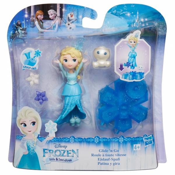 Papusa mica Disney Princess Frozen diverse modele imagine hippoland.ro