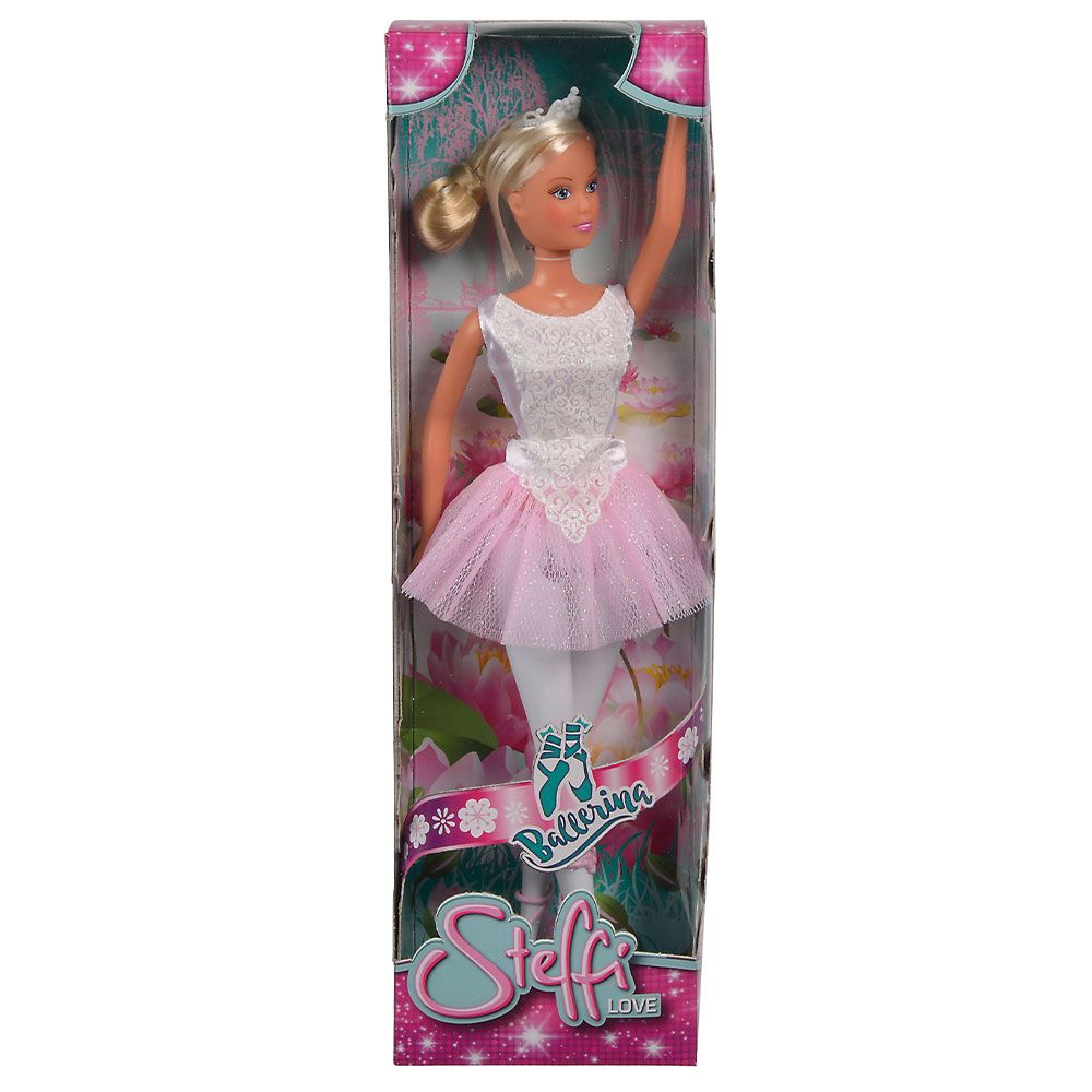 Papusa Simba Steffi Love Ballerina imagine hippoland.ro