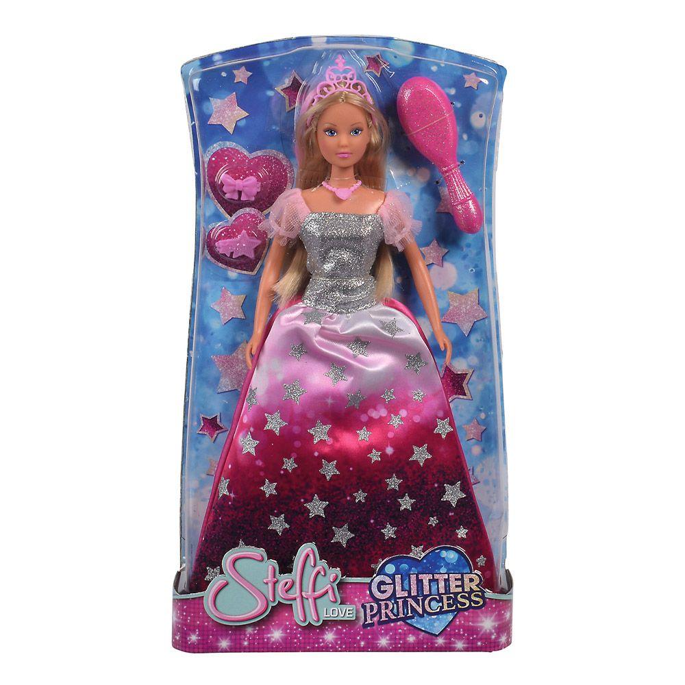 Papusa Simba Steffi Love Glitter Princess imagine hippoland.ro
