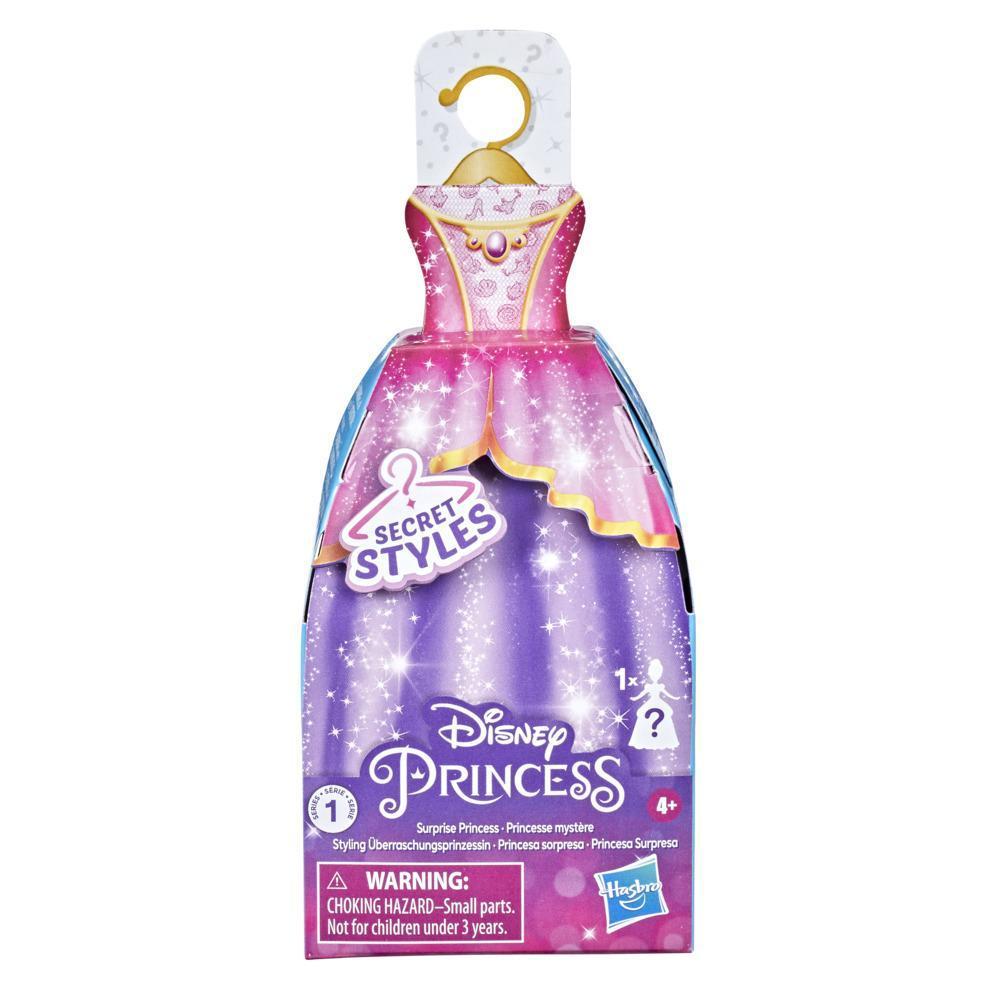Papusa surpriza Hasbro Disney Princess Style imagine hippoland.ro