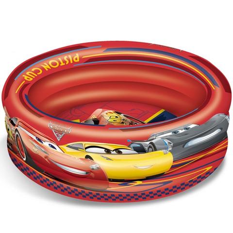 Piscina gonflabila cu 3 nivele Mondo Cars 3 imagine hippoland.ro