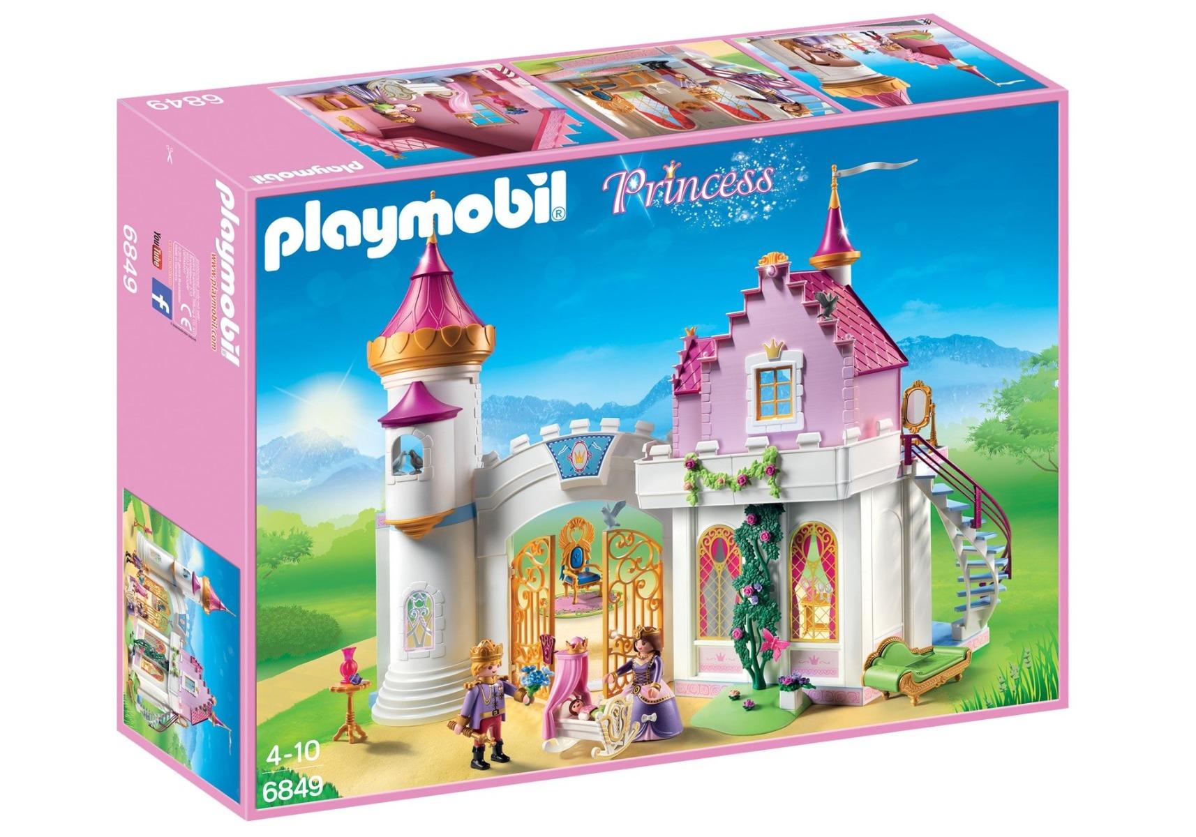 Playmobil PM6849 Casa Regala imagine hippoland.ro