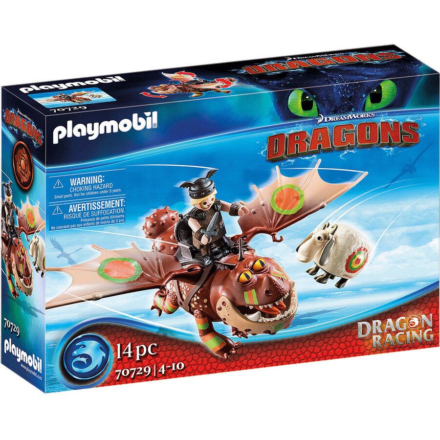 Playmobil PM70729 Dragons Cursa dragonilor