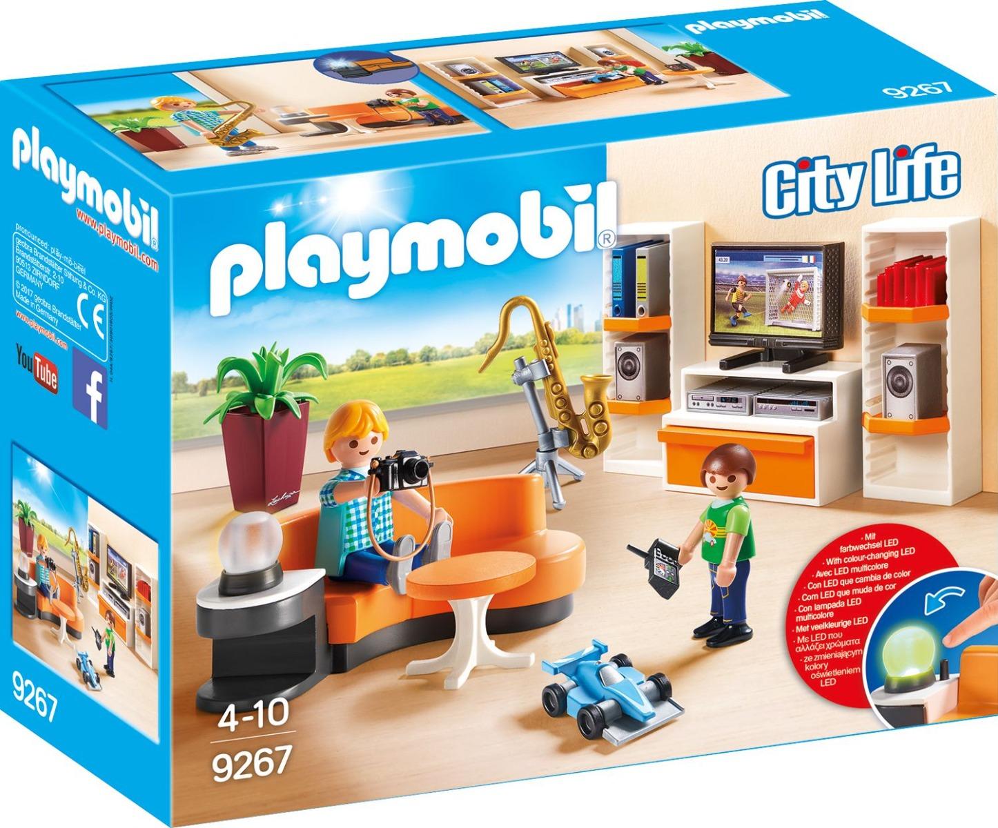 Playmobil PM9267 Sufragerie imagine hippoland.ro
