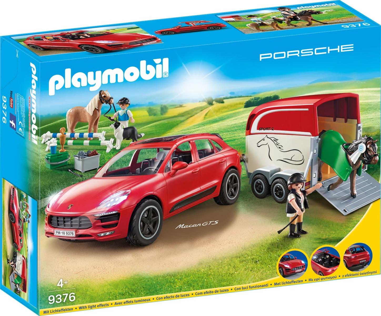 Playmobil PM9376 Porsche Macan Gts imagine hippoland.ro
