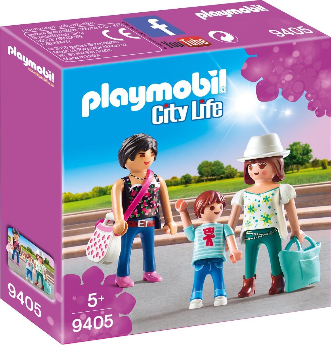 Playmobil PM9405 La Cumparaturi imagine hippoland.ro