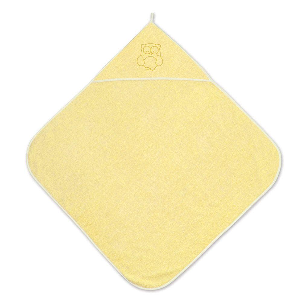 Prosop de baie Lorelli 80 x 80 cm Yellow imagine hippoland.ro