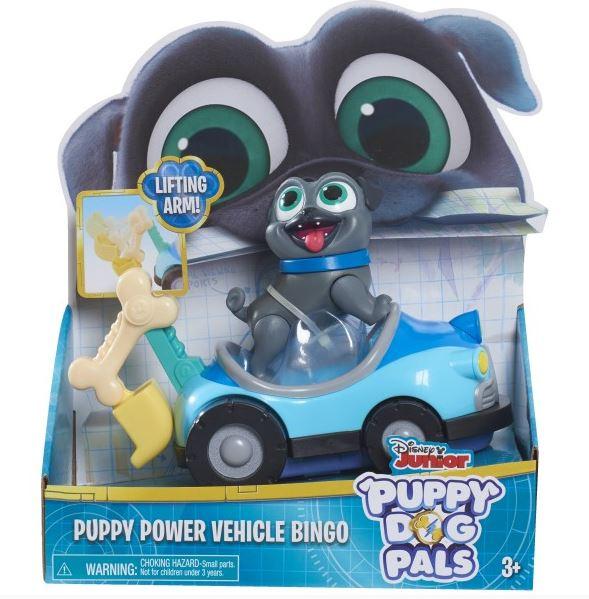 Puppy Dog Pals vehicule imagine hippoland.ro