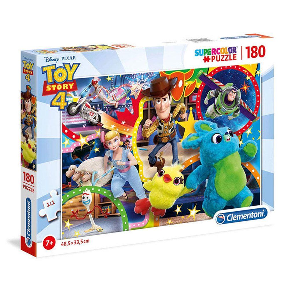 Puzzle 180 piese Clementoni Toy Story 4 imagine hippoland.ro