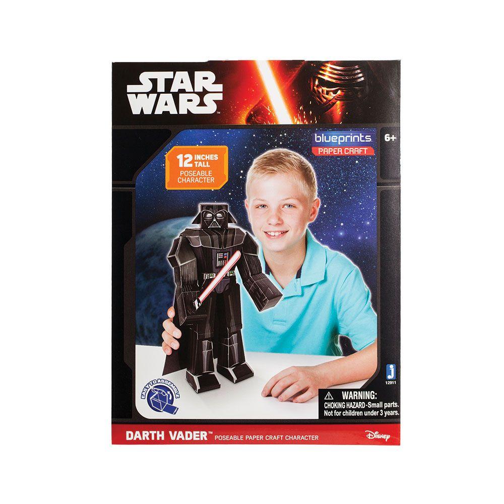 Puzzle 3D Star Wars BluePrints 30 cm imagine hippoland.ro