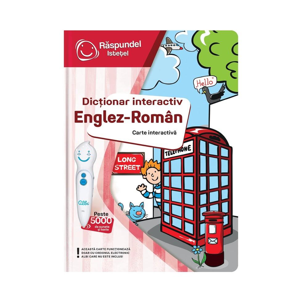 Raspundel Istetel Dictionar Roman-Englez imagine hippoland.ro