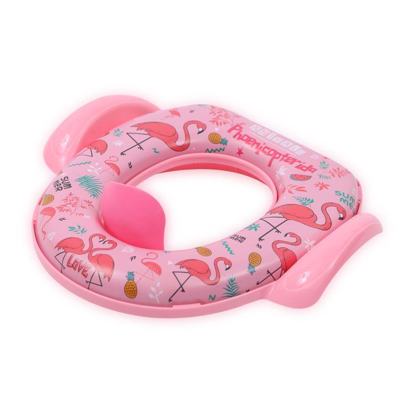 Reductor moale Lorelli Flamingo Pink imagine hippoland.ro