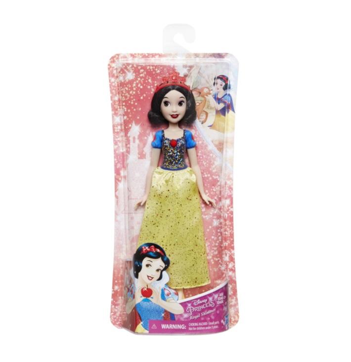 Papusa Snow White Disney Princess Royal Shimmer imagine hippoland.ro