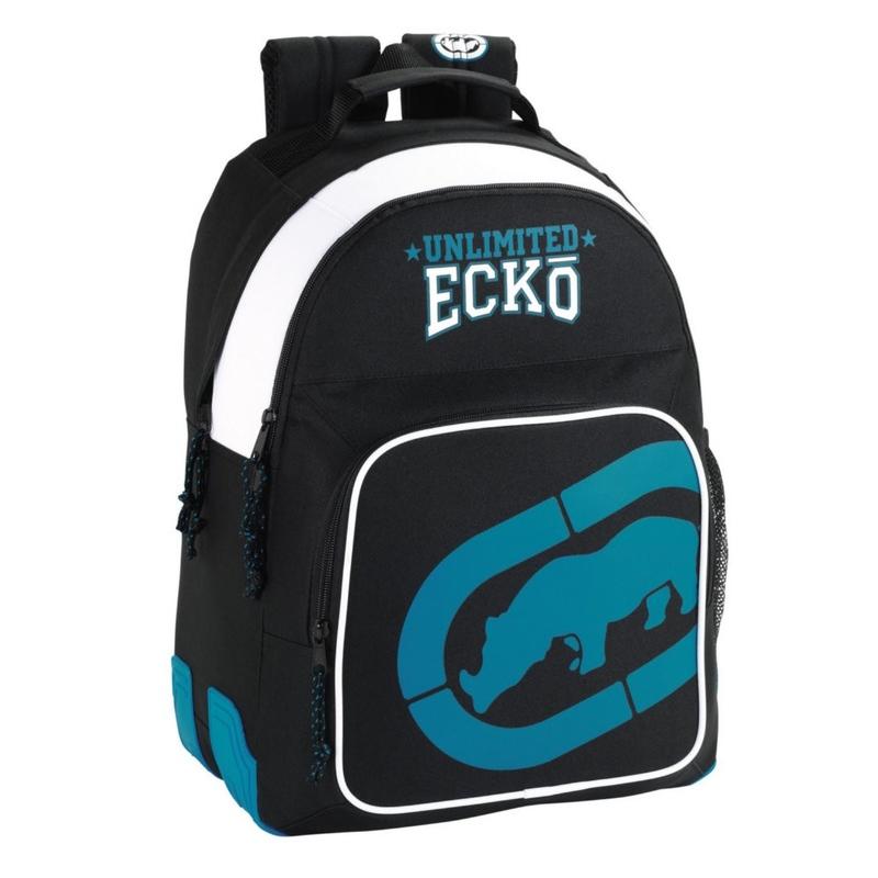 Rucsac adolescenti Ecko negru 42 cm