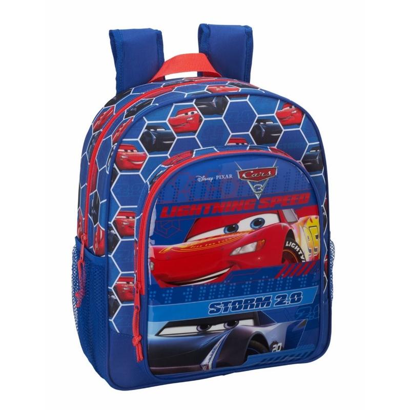 Rucsac junior Disney Cars 3 32 cm imagine hippoland.ro