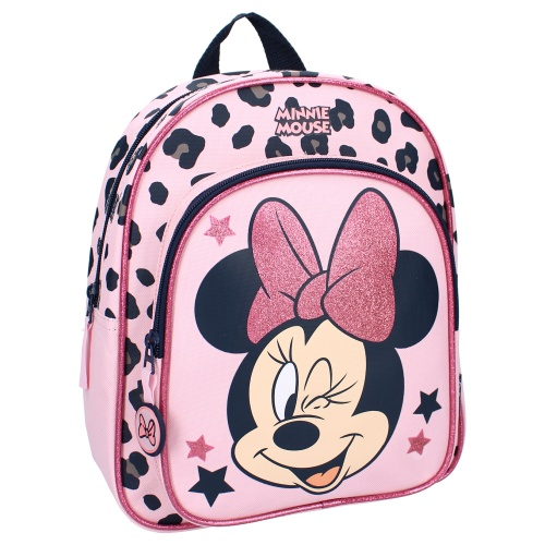 Rucsac pentru fetite Vadobag Minnie Mouse Roz