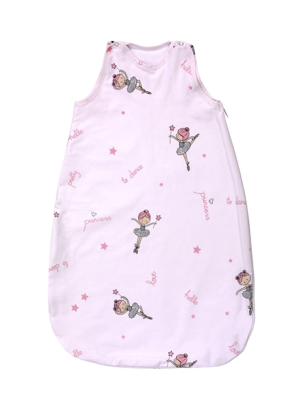 Sac de dormit Lorelli Winter Ranfors 80 cm pink imagine hippoland.ro