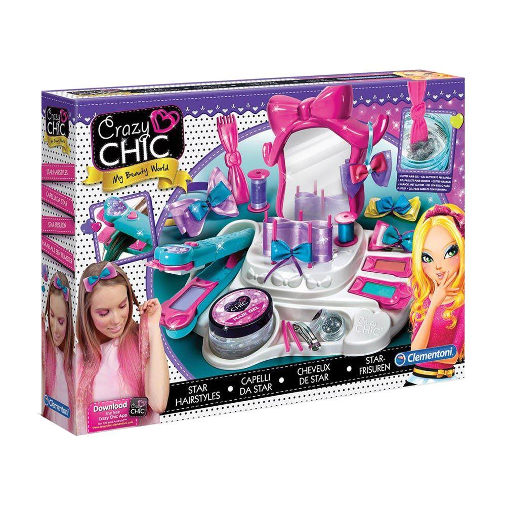 Salon de coafura Crazy Chic Star Hairstyle 15241 imagine hippoland.ro