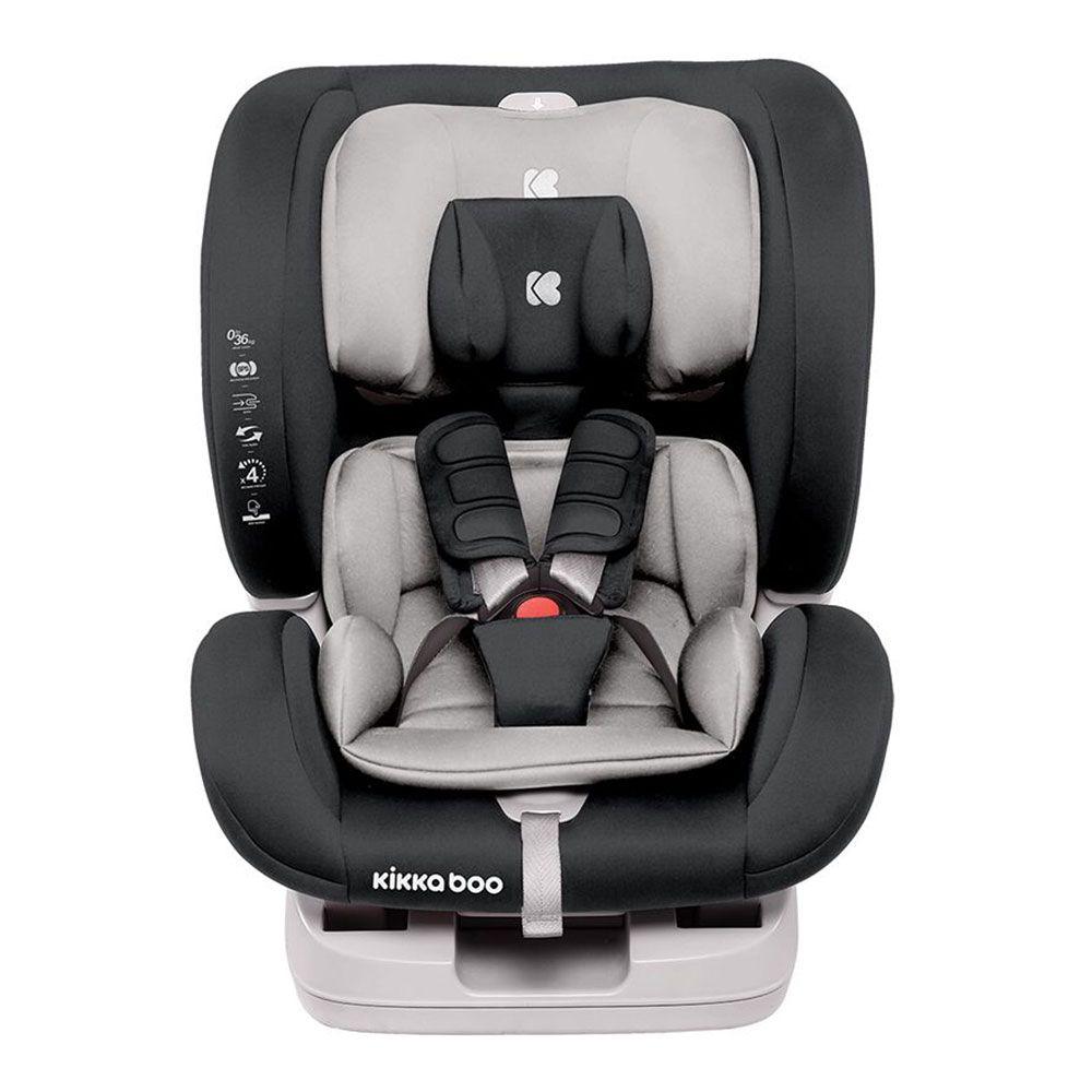 Scaun auto cu isofix Kikka 4 in 1 2020 Grey 0-36 kg