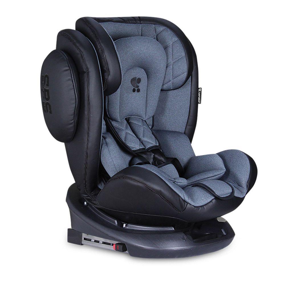Scaun auto cu isofix Lorelli Aviator 2019 0-36 kg black, dark grey imagine hippoland.ro