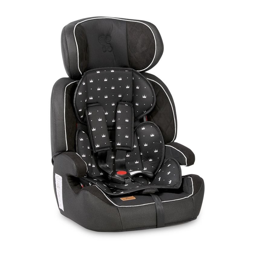 Scaun auto Lorelli Navigator 2020 black crowns 9-36 kg imagine hippoland.ro
