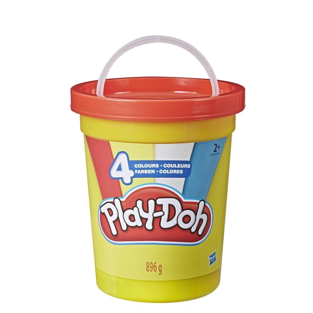Set 4 culori plastilina Hasbro Play Doh imagine hippoland.ro