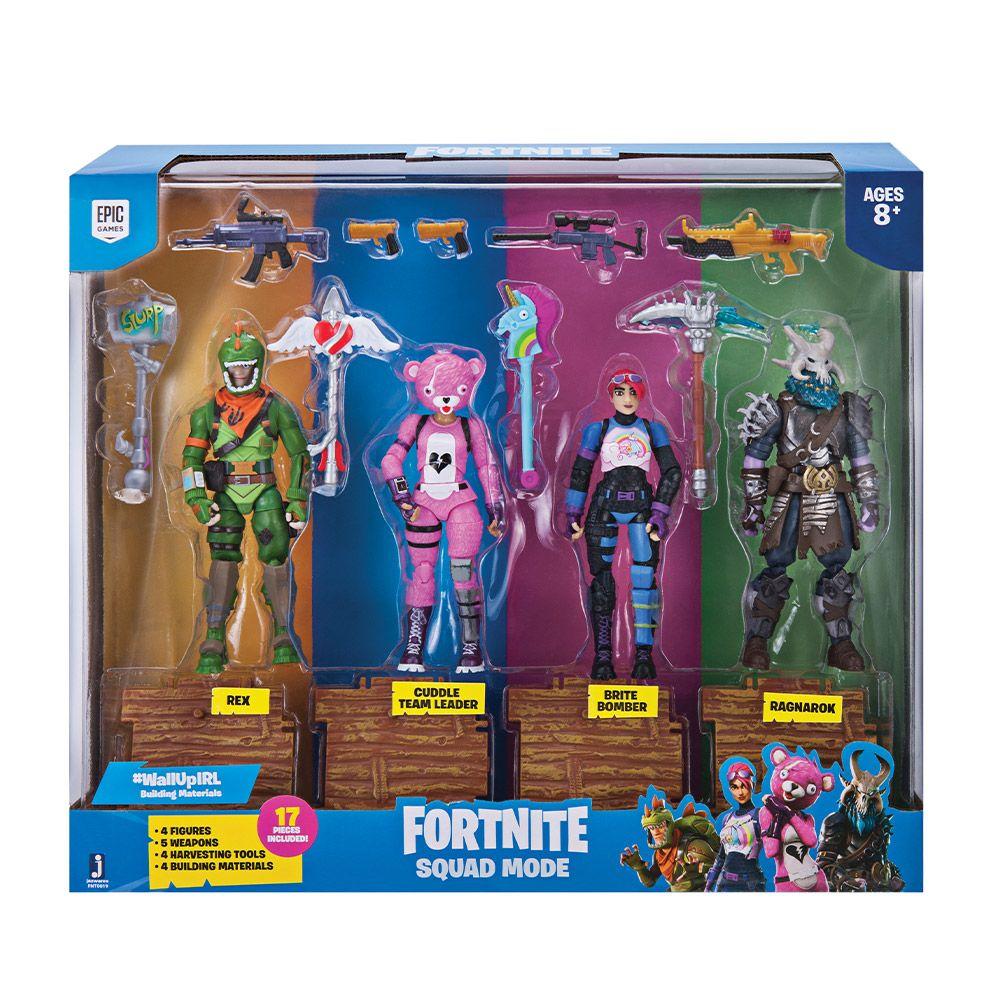 Set 4 figurine Fortnite imagine hippoland.ro