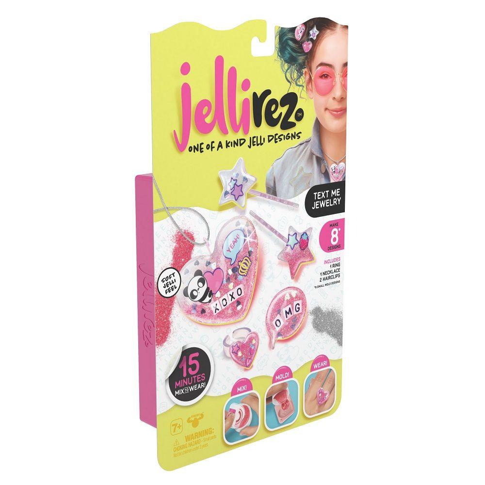 Set de creatie bijuterii Jelly Rez Text Me Jewlery
