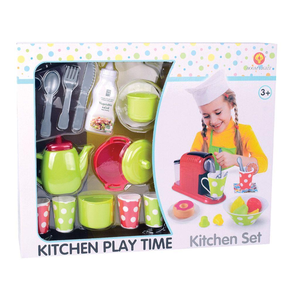 Set de joaca bucatarie Ocie Kitchen Play Time imagine hippoland.ro