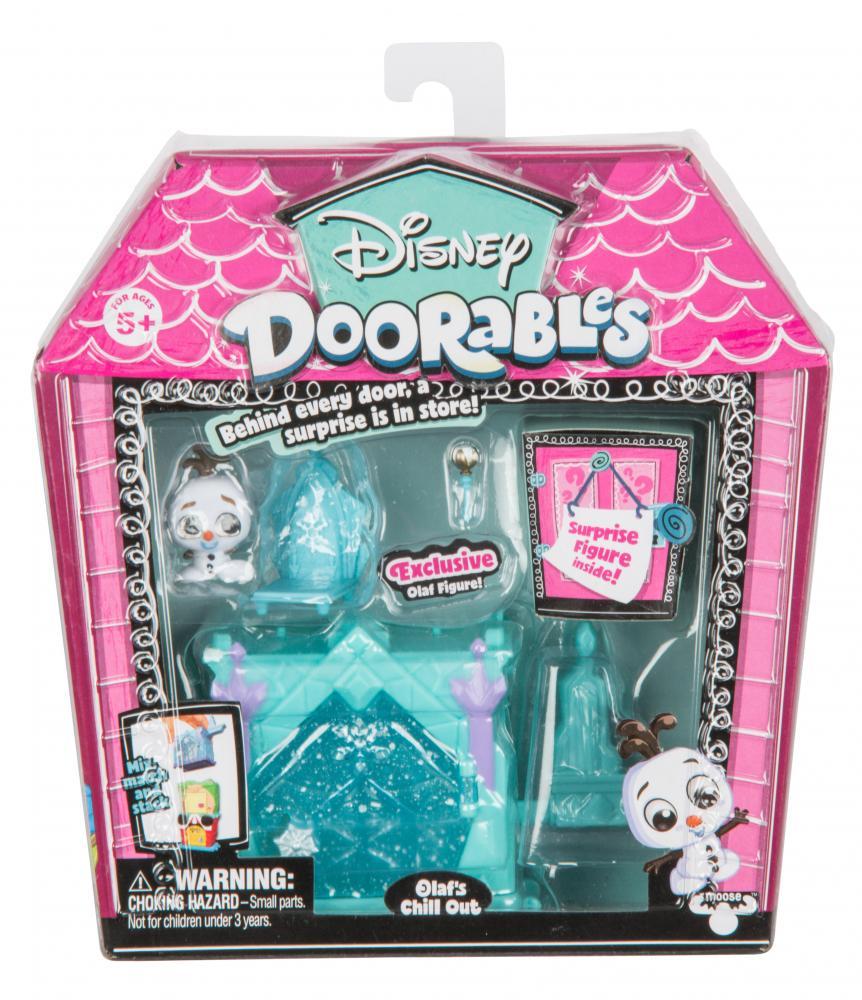 Set de joaca cu 2 figurine Disney Doorables S1 imagine hippoland.ro