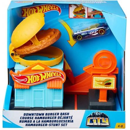 Set de joaca Hot Wheels City diverse modele FRH28 imagine hippoland.ro