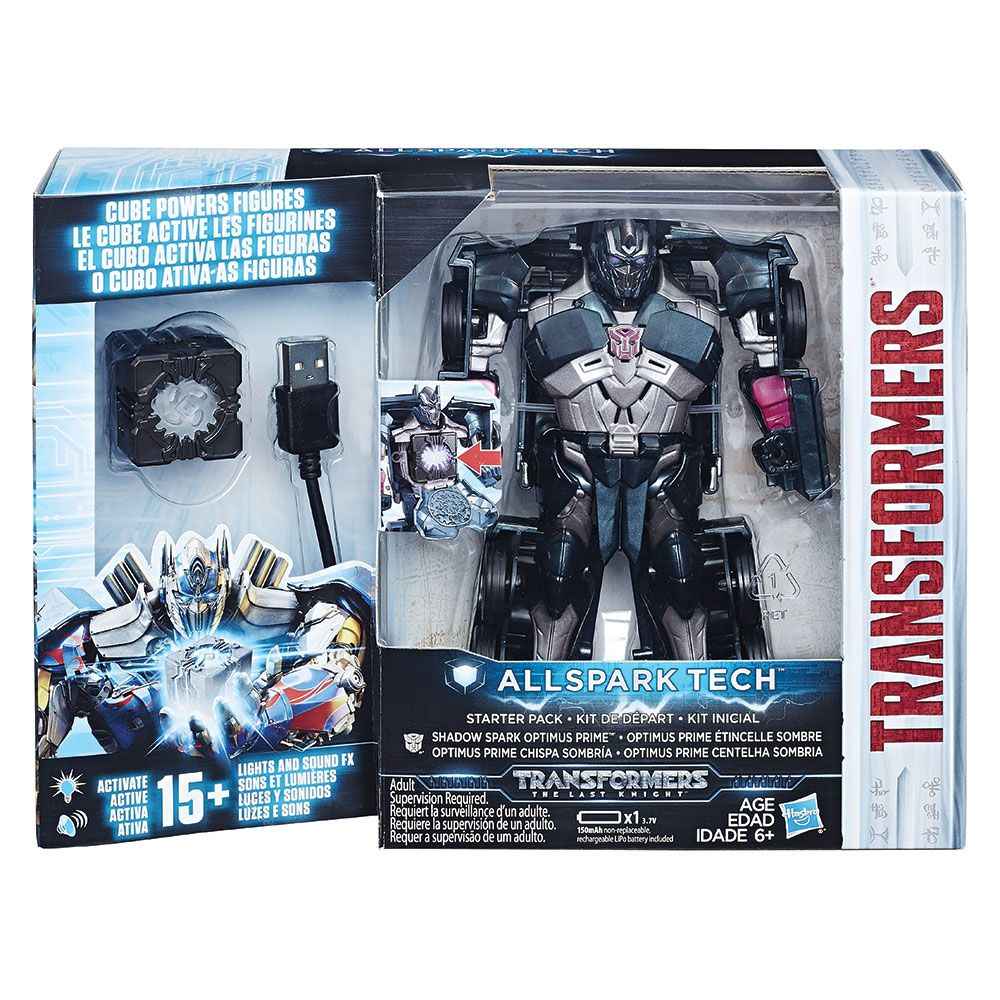 Set de joaca Transformers Last Knight All Spark Tech imagine hippoland.ro