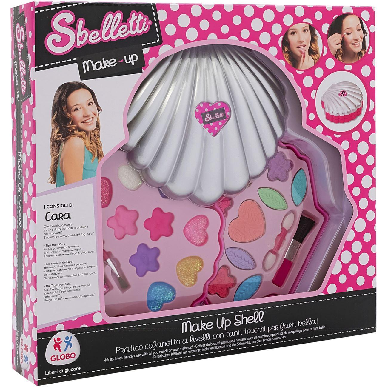 Set de machiaj Sbelletti Make Up Shell