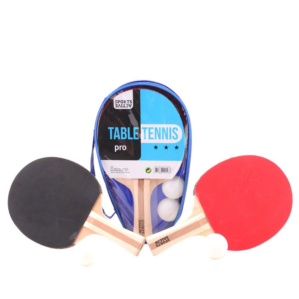 Set de tenis de masa John imagine hippoland.ro