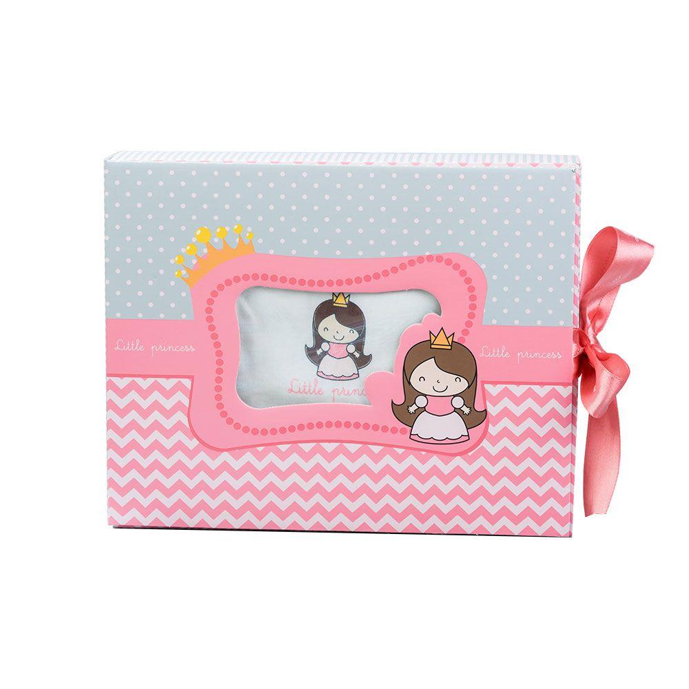 Set hainute nou nascut Kikka Little Princess pink imagine hippoland.ro