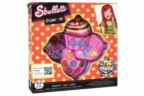 Set machiaj 3 nivele Sbelletti Sweet Cup cake imagine hippoland.ro