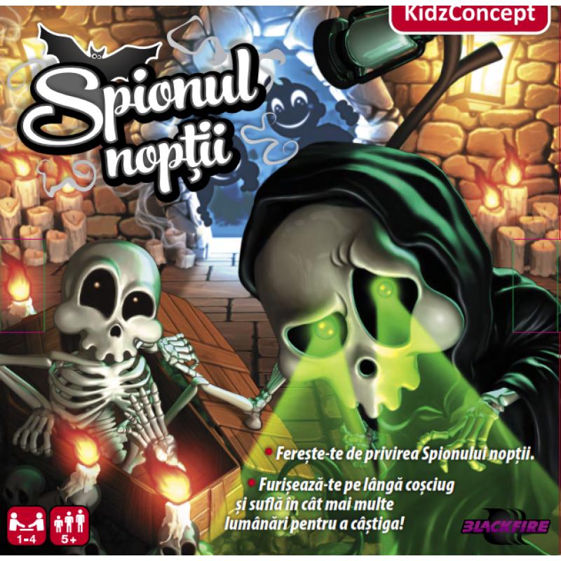 Joc Kidz Concept Spionul Noptii imagine hippoland.ro