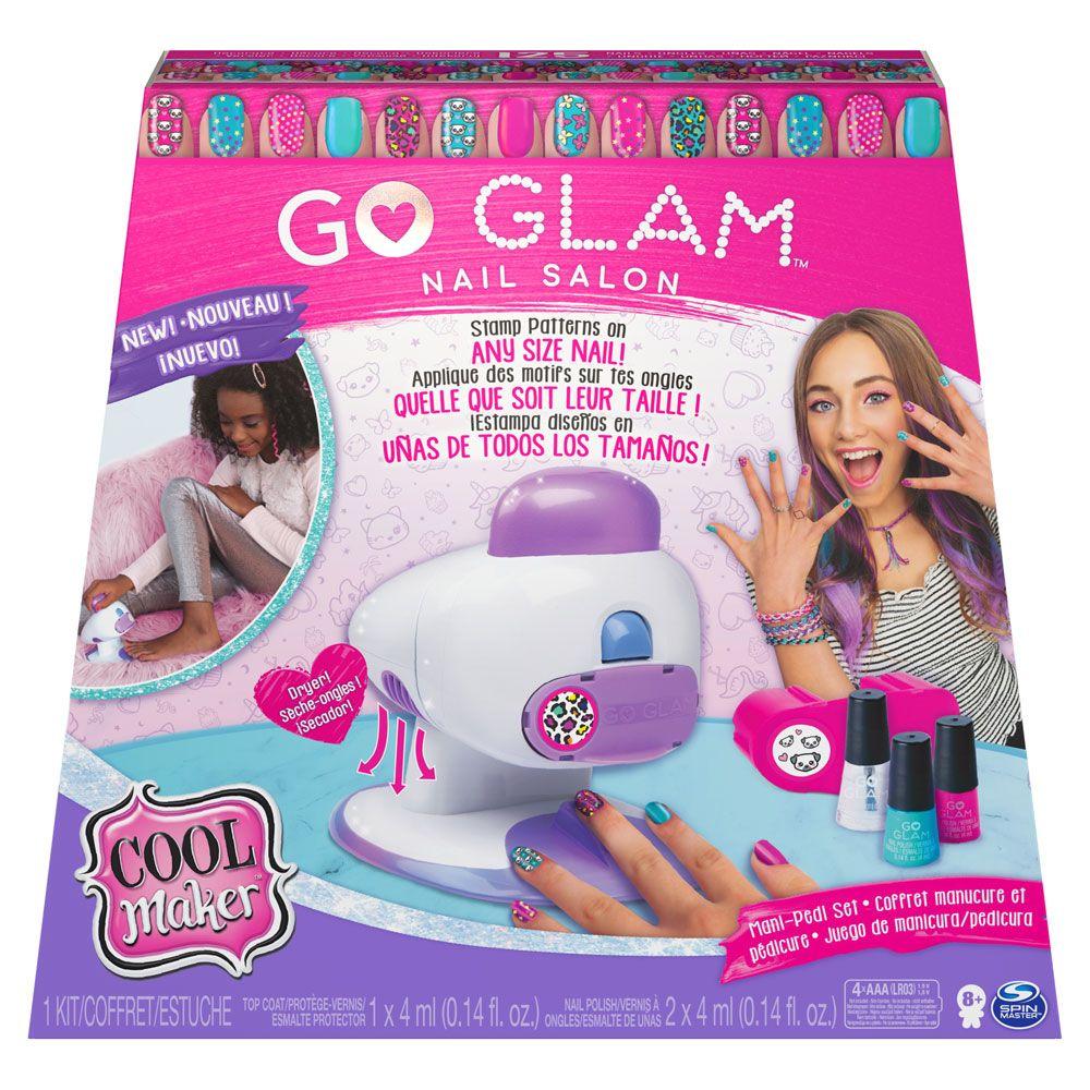 Studio de manichiura Cool Maker Go Glam imagine hippoland.ro