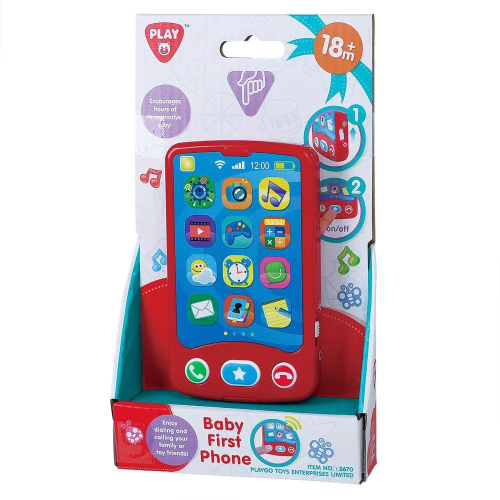 Telefon interactiv Play Go imagine hippoland.ro