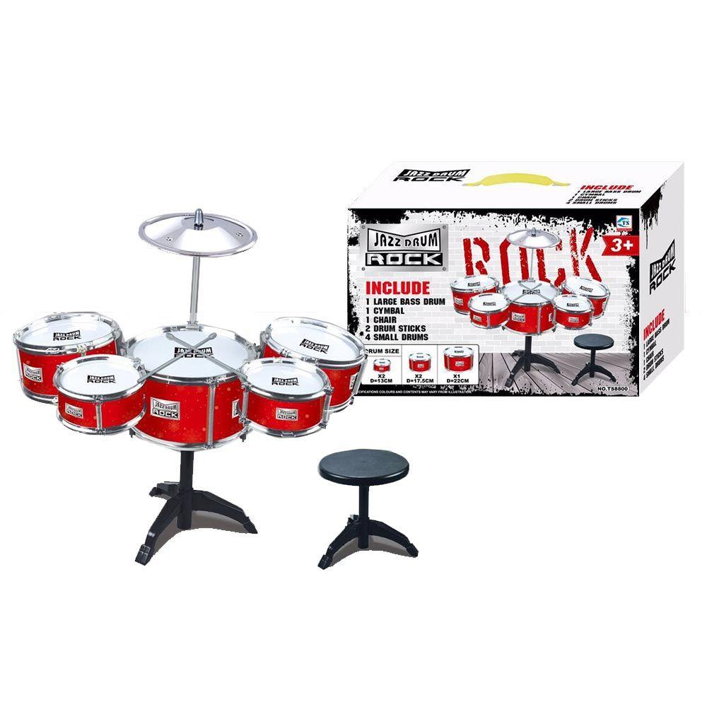 Tobe cu scaun Jazz Drum Rock