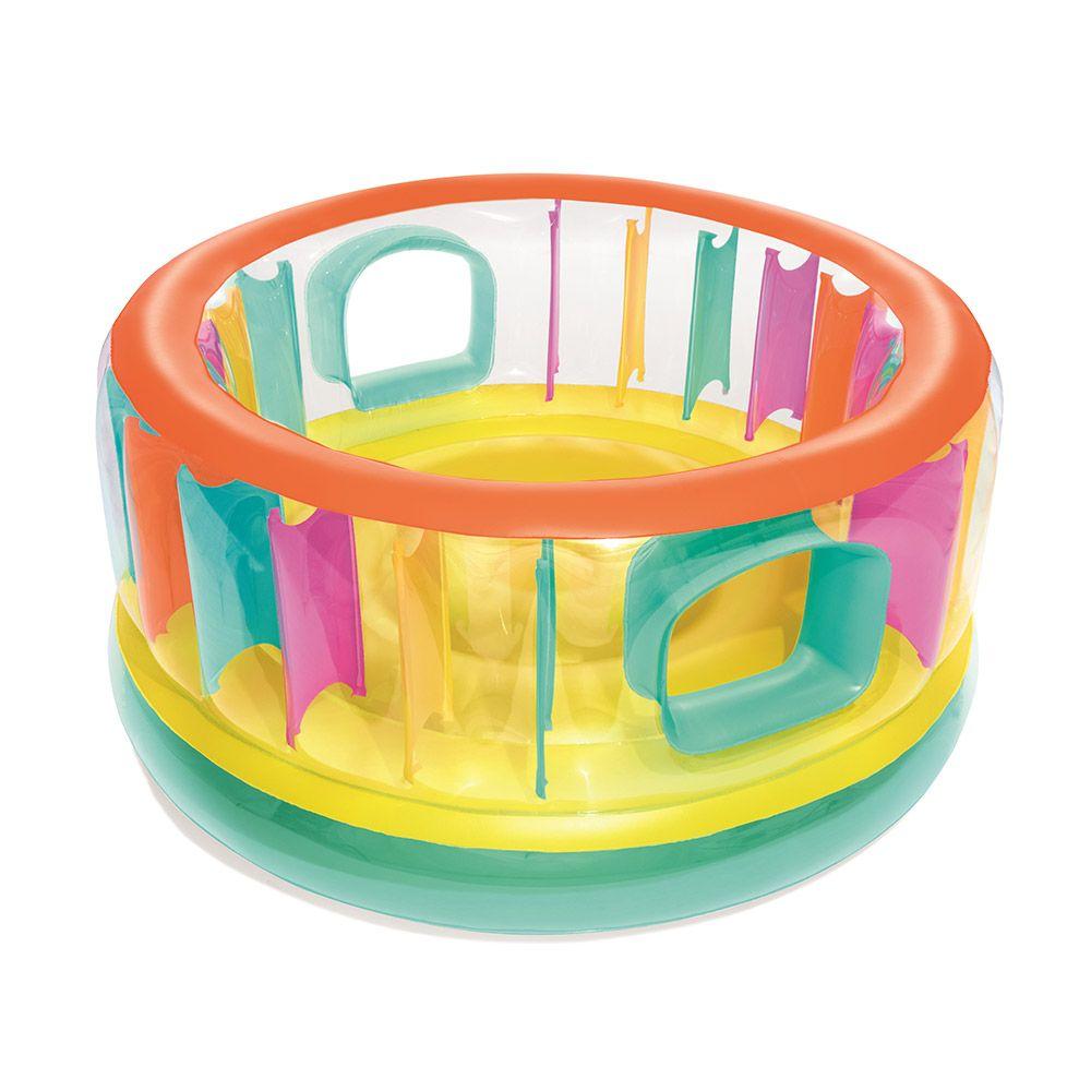 Trambulina gonflabila Bestway Bounce Jam Bouncer 180/86 cm imagine hippoland.ro