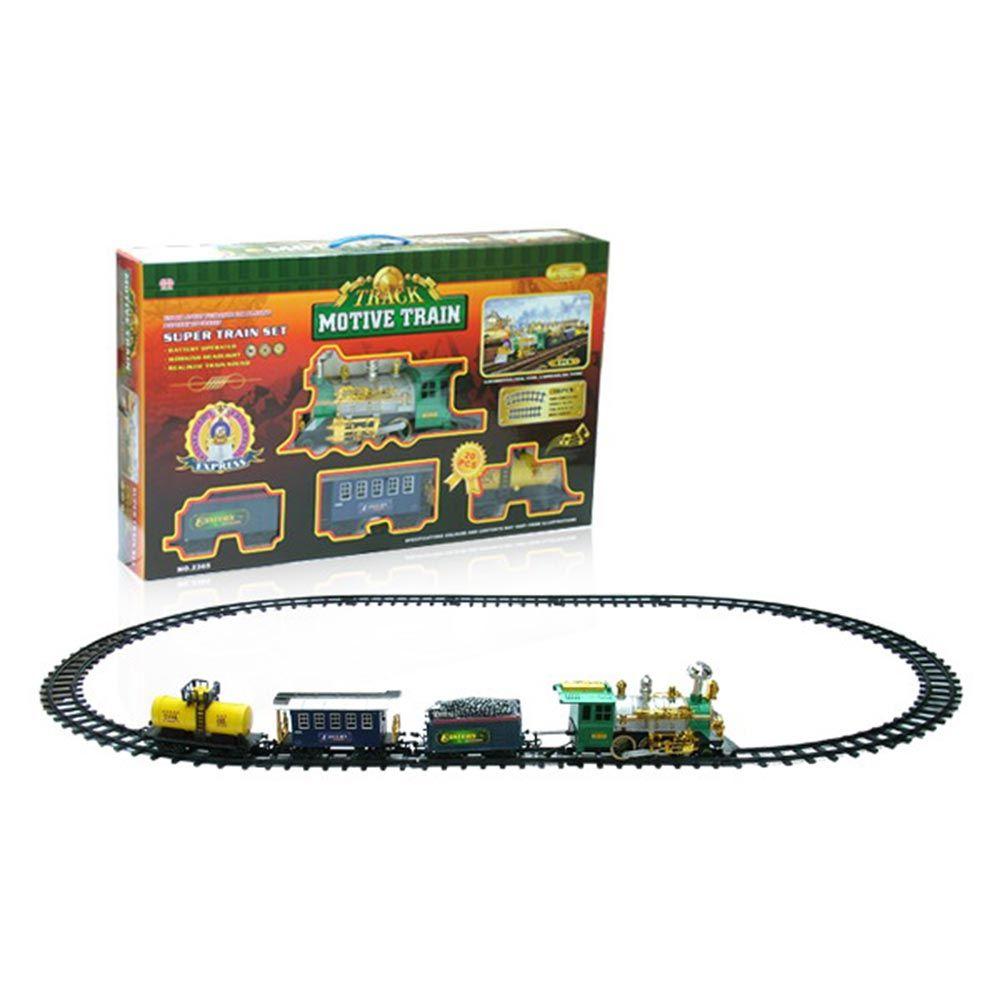 Tren Ocie Track Motive 428 cm imagine hippoland.ro