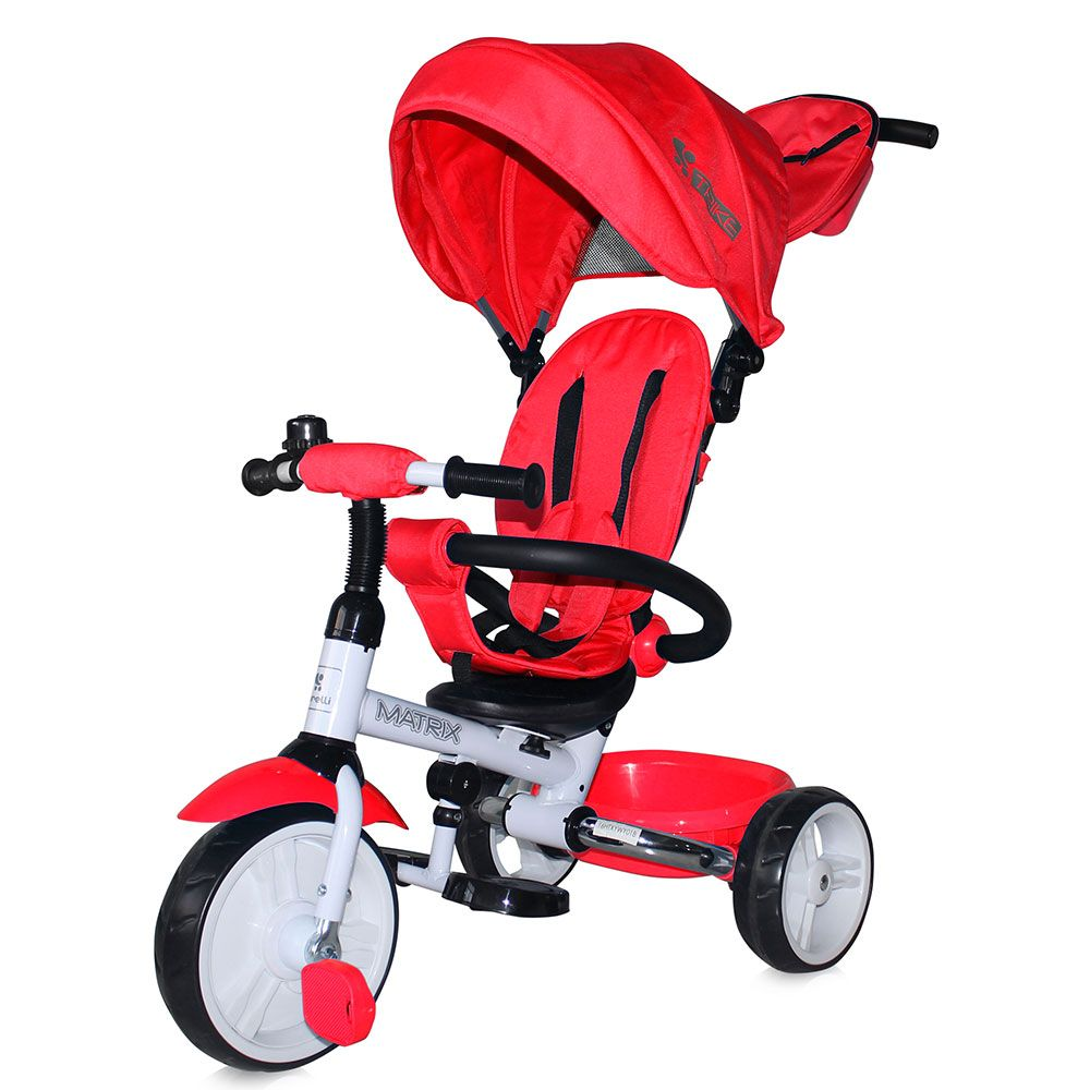 Tricicleta Lorelli Matrix Red imagine hippoland.ro