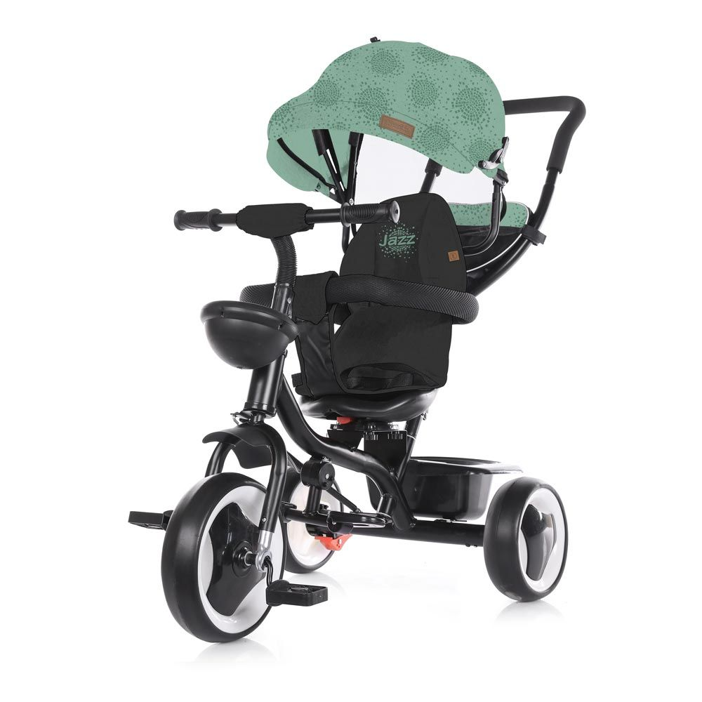 Tricicleta scaun rotativ 360 grade Chipolino Jazz