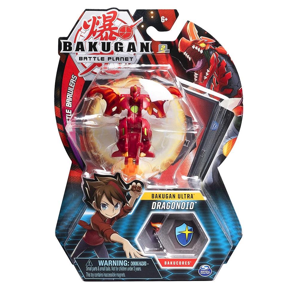 Figurina Bakugan Battle Planet Ultra Ball imagine hippoland.ro
