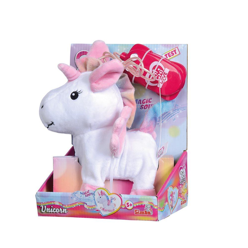 Unicorn cu telecomanda Simba Chi Chi Love Fantasy imagine hippoland.ro