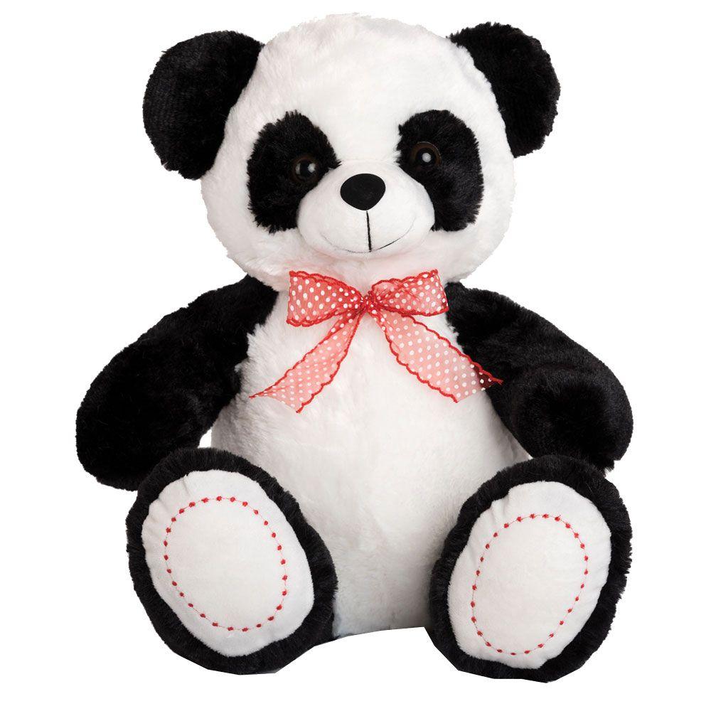 Ursulet panda de plus Amek 42 cm