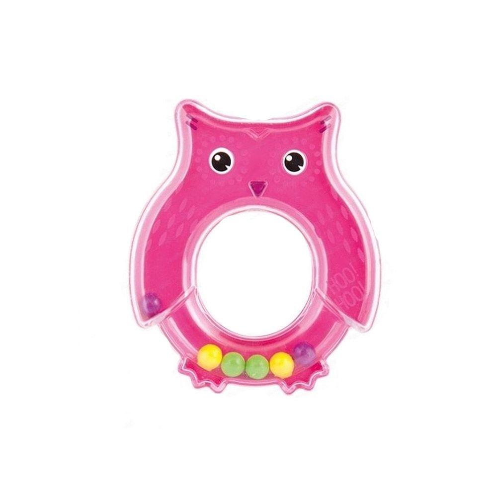 Zornaitoare Canpol Owl pink imagine hippoland.ro